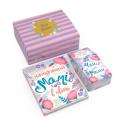 "Подарочный набор ""Мамі"" шоколад и чай 150 г"