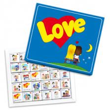"Шоколадный набор ""Love is"" 150 г"