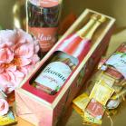 """Подарочный набор  """"Весняне шампанське"""" 300 г"""